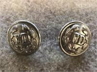 Vintage Waterbury COS Buttons