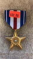 US Army Silver Star Medal