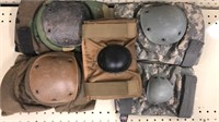 Military Knee & Elbow Pads