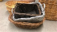 Baskets of Various Sizes