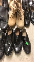 Boots & Dress Shoes