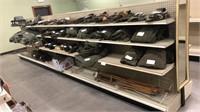 5 Section Center Shelving