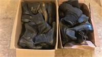 Mismatched Boots