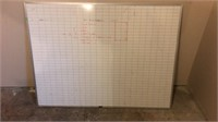 4ft x 3ft White Board