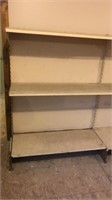 3 Sections of Shelving