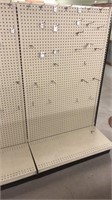 2 Sections of Shelving