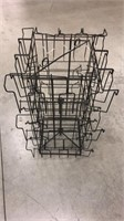 Spinning Wire Rack