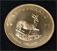 Gold and Silver Coin Auction Ending Oct. 15 9am