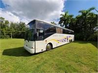Bankruptcy Tour Bus Online Auction