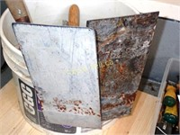 Drywall & Cement Work Tools