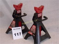 Motomaster Axle Stands
