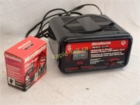 Motomaster Battery Chargers