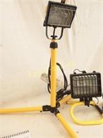 Halogen Work Lamps