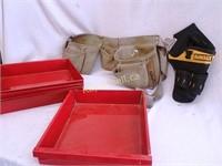 Tool Belts & Tool Drawers