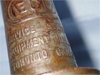Antique Oil Bottles With Pour Spouts