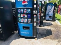 VENDING MACHINE AUCTION ONLINE ONLY