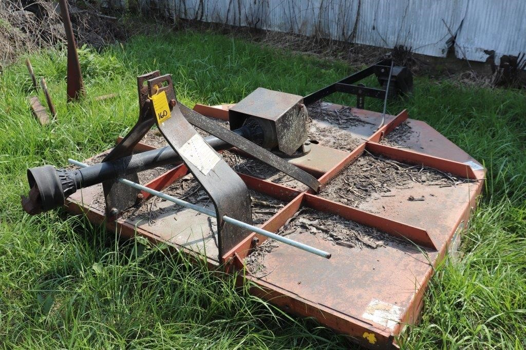 Howse 3 pt. Mower