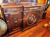 Renaissance Revival Sideboard