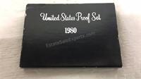US 1980 Proof Set