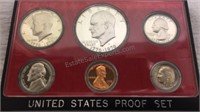 US 1975 Proof Set