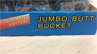 Set of 12 Bucket Ashtrays