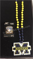 Opening Day @ Comerica Park Pin & Michigan Beaded