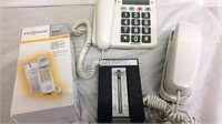 Assorted Dial Telephones & Telephone Number