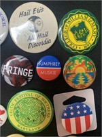 Collectable Vintage Pins