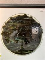 Old Oak artwork stone 3D
