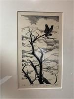 Falcon artwork