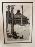 Japanese Cabin artwork