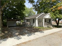 Monday, Nov. 2nd 2 Bedroom Home, Oakland, IL Online Only