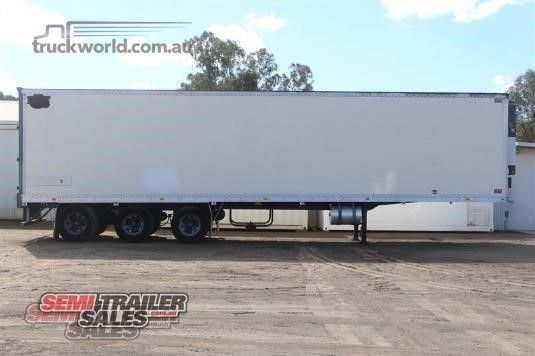 1998 Lucar Refrigerated Trailer - Trailers for Sale