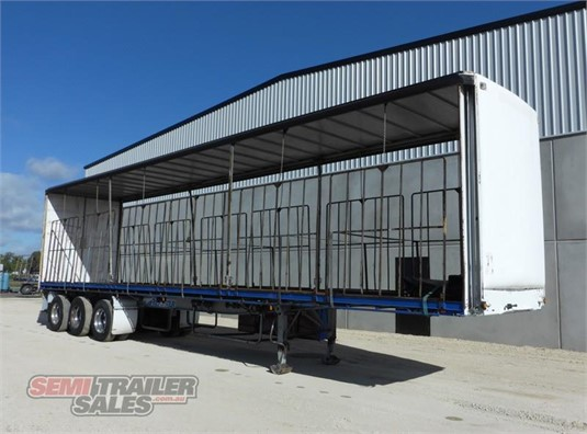 1999 Maxitrans Curtainsider Trailer - Trailers for Sale