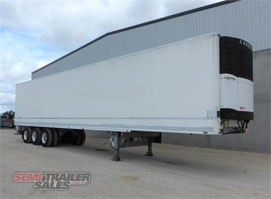 2006 Maxi Cube Refrigerated Trailer - Trailers for Sale