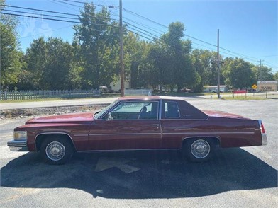 1977 Cadillac Coupe Deville Extra Parts Other Items For Sale 1 Listings Tractorhouse Com Page 1 Of 1
