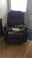 Lift/Recliner Chair w/ Heat & Massage,(2 mo. old)