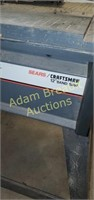 Sears Craftsman 12 inch band saw with assorted
