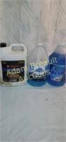 1 gallon Texaco antifreeze (new), 1 gallon