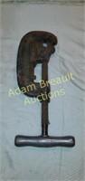 Ridgid No. 42A 4 wheel pipe cutter