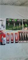 13 brand new Champion spark plugs - cj8, cj6,