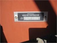 Hesston 8200 Swather