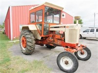 10/21 Collector Cars - Collector Tractors