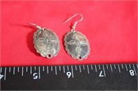 Jewelry lot Sterling Silver Earrings