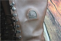 Sorel Winter Boots w/ Ice Traction Gear  Size 11