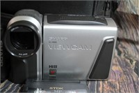 Sharp View Cam w/ acces and Case