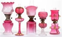 Sample of miniature lamps