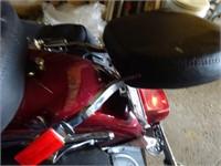 2001 Harley Davidson Heritage Motorcycle