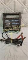 Exide 12v 6/2 amp manual battery charger