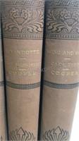 14 Vintage J Fenimore Cooper Book Set